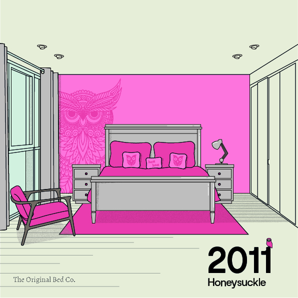 Pantone colour of the year 2011