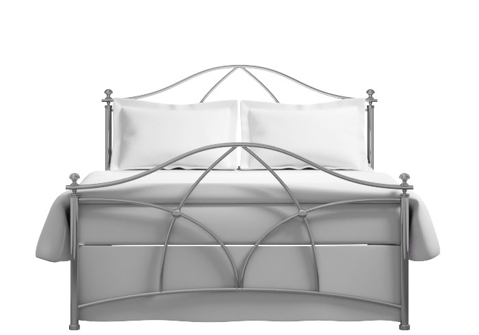 Cutout of the Bansha chrome bed