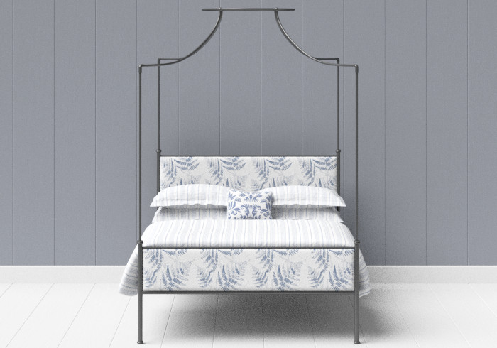 Campaign Iron Four Poster Bed The Original Bedstead