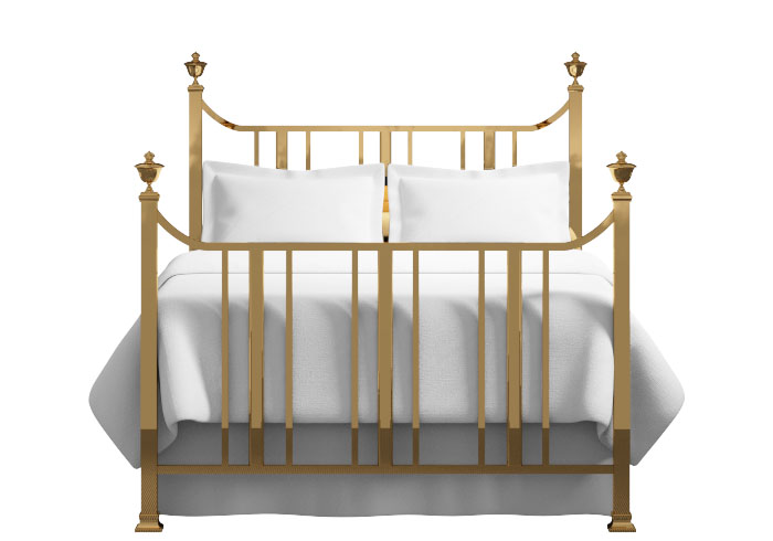 Clifton brass bed