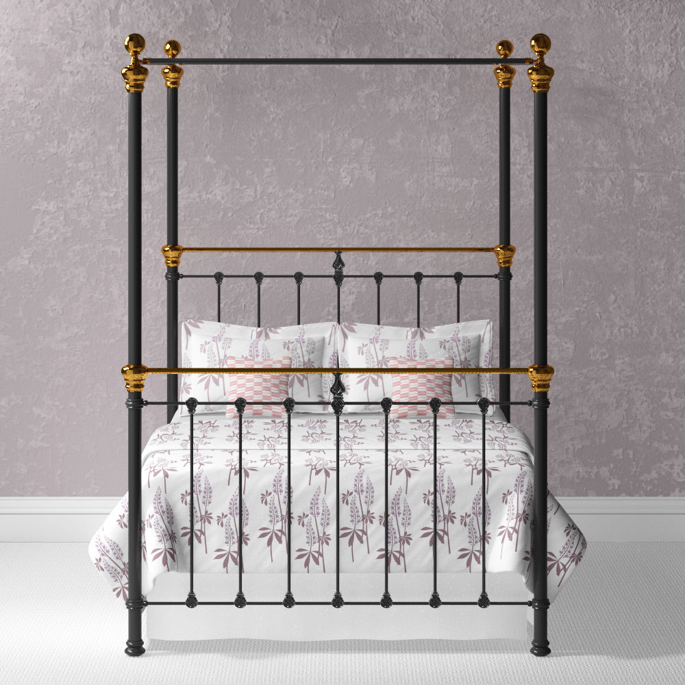 Iron Four Poster Beds The Original Bedstead Company