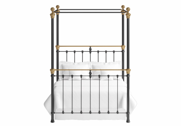 Rannoch iron four poster bed