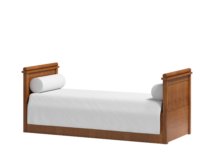 Yates Without Back Wooden Day Bed The Original