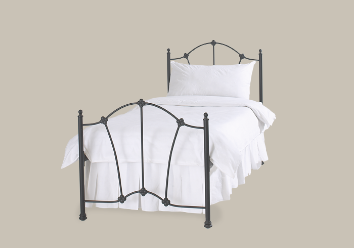 Iron Beds, Wooden Beds and Mattresses by Original Bedstead