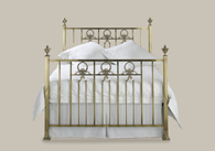 Ayr Brass Bedstead from Original Bedstead Company - UK.