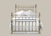 Boyne Brass Bedstead from Original Bedstead Company - UK.