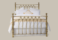 Braemore Brass Bedstead from Original Bedstead Company - UK.