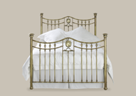 Caldermill Brass Bedstead from Original Bedstead Company - UK.