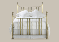 Clifton Brass Bedstead from Original Bedstead Company - UK.