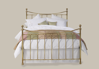 Kendal Brass Bedstead from Original Bedstead Company - UK.
