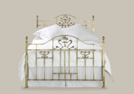 Liddlesdale Brass Bedstead from Original Bedstead Company - UK.