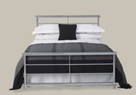 Andreas Chrome Bedstead from Original Bedstead Company - Belgium.