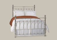 Waterford Nickel Bedstead Original Bedstead Company - Belgium.