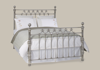 Braemore Nickel Bedstead from Original Bedstead Company - UK.