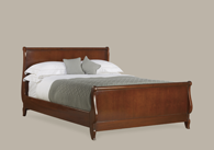 Elliot Wooden Bedstead from Original Bedstead Company - UK.