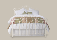 Alva Iron Bedstead from Original Bedstead Company - UK.