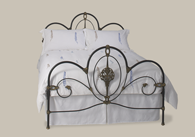 Ballina Iron Bedstead from Original Bedstead Company - UK.