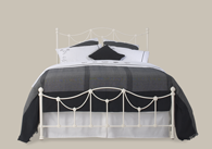 Carie Low Foot End Bedstead from Original Bedstead Company - Belgium.