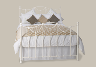 Carie Iron Bedstead from Original Bedstead Company - UK.