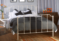 Dorset Iron Bed Original Bedstead Company - New Zealand.
