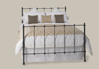 Paris iron bed from Original Bedstead Company - New Zealand.