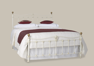 Tulsk Low Foot End Bedstead from Original Bedstead Company - Euro Site.
