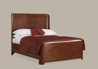 Jura Wooden Bedstead from Original Bedstead Company - Ireland.