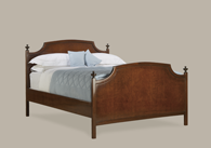 Kipling Wooden Bedstead from Original Bedstead Company - UK.