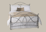 Ardo Metal Bedstead from Original Bedstead Company - Ireland.