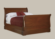 Morvern Wooden Bedstead from Original Bedstead Company - UK.