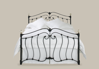 Lisburn iron bed from Original Bedstead Company - New Zealand.