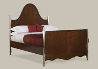 overture Wooden Bedstead from Original Bedstead Company - UK.