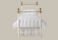 Hamilton Single Bedstead from Original Bedstead Company - Ireland.