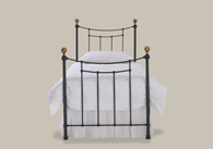 Virginia Single Bedstead from Original Bedstead Company - Ireland.