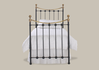 Carrick Single Bedstead from Original Bedstead Company - Ireland.
