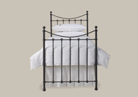Chatsworth Single Bedstead from Original Bedstead Company - Ireland.