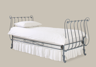 Iona Single Bedstead from Original Bedstead Company - Belgium.