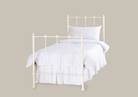 Paris Single Bedstead from Original Bedstead Company - Ireland.