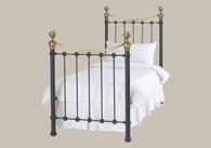 Selkirk Single Bedstead from Original Bedstead Company - Belgium.
