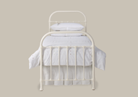 Timolin Single Bedstead from Original Bedstead Company - Belgium.