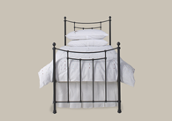 Winchester Single Bedstead from Original Bedstead Company - Ireland.