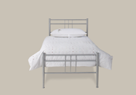 Milano Single Bedstead from Original Bedstead Company - Belgium.