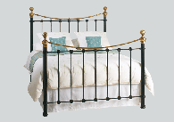 Bed Valance Bedstead from Original Bedstead Company - UK.