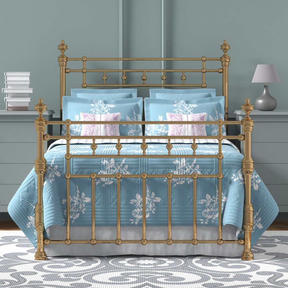Brass bed thumbnail image