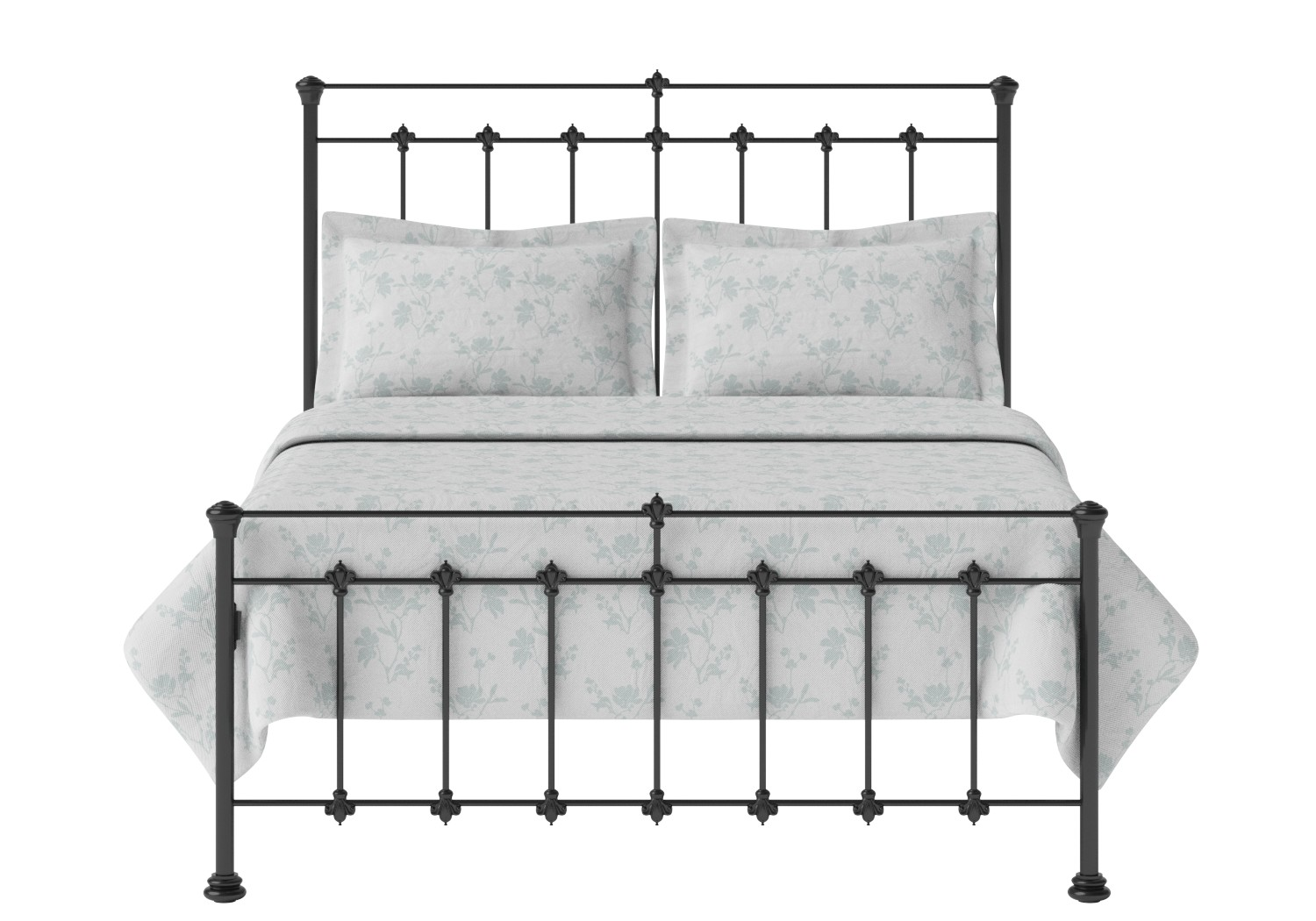 Edwardian Iron Metal Bed Frame The Original Bedstead Company Uk