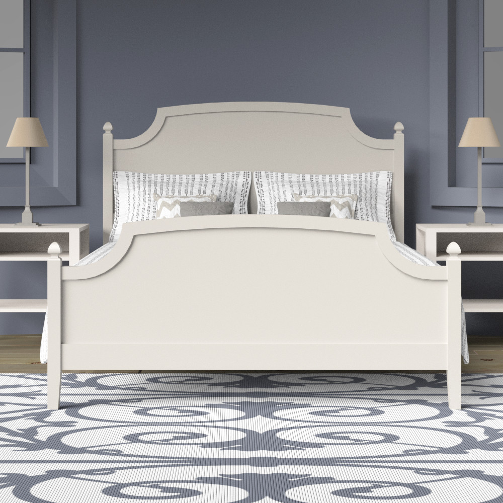 Wood and Painted Beds & Bed Frames - Original Bed Co - UK