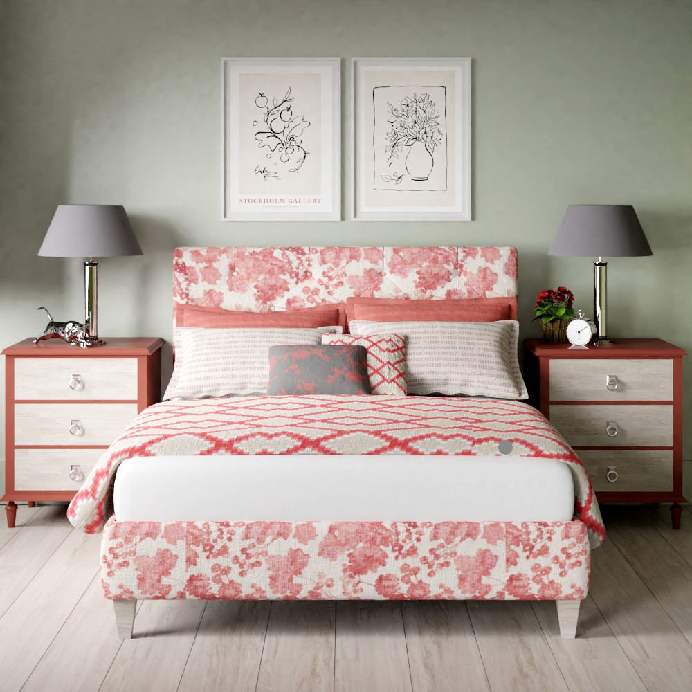 Upholstered beds & bed frames by The Original Bed Co