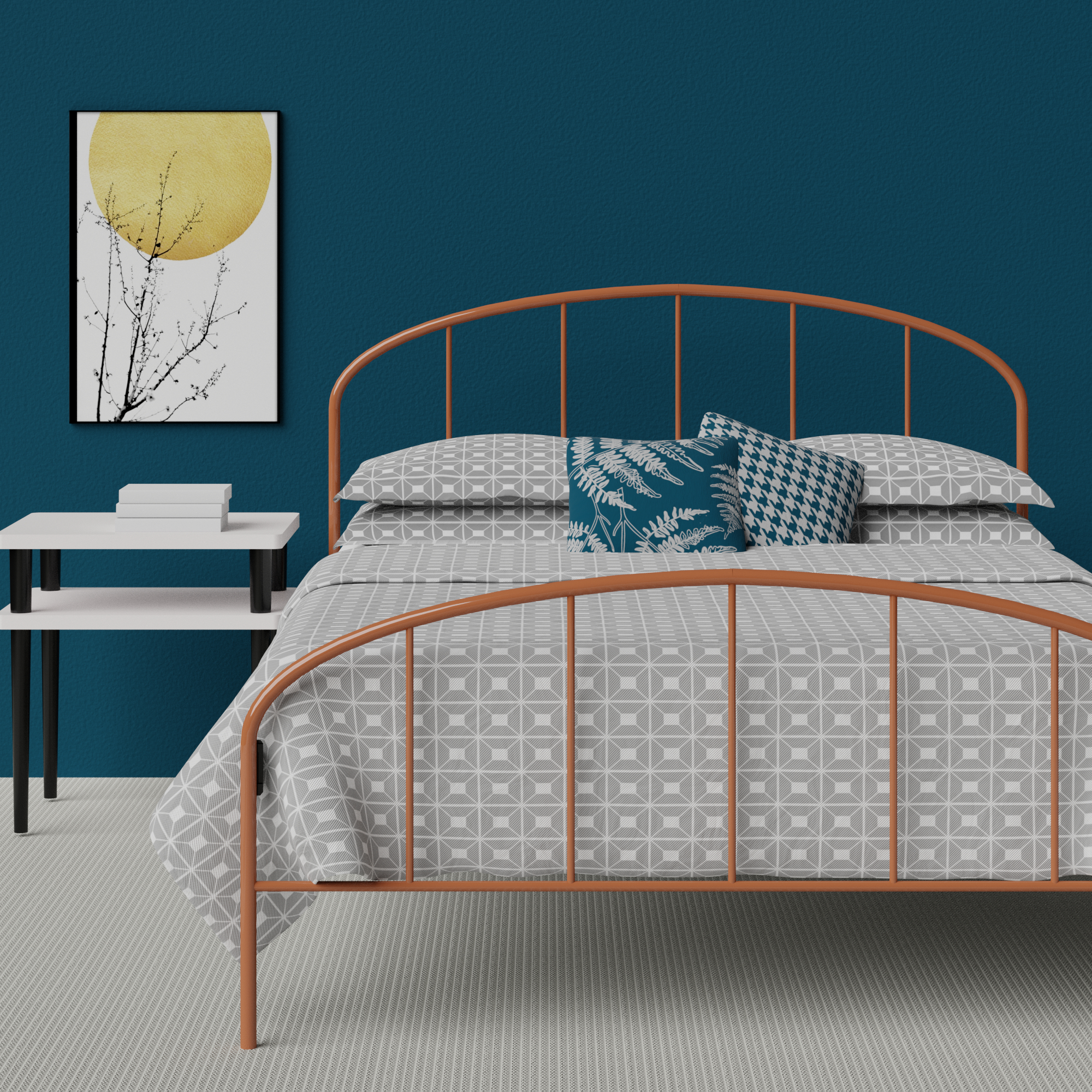 Modern bed frames by The Original Bed Co