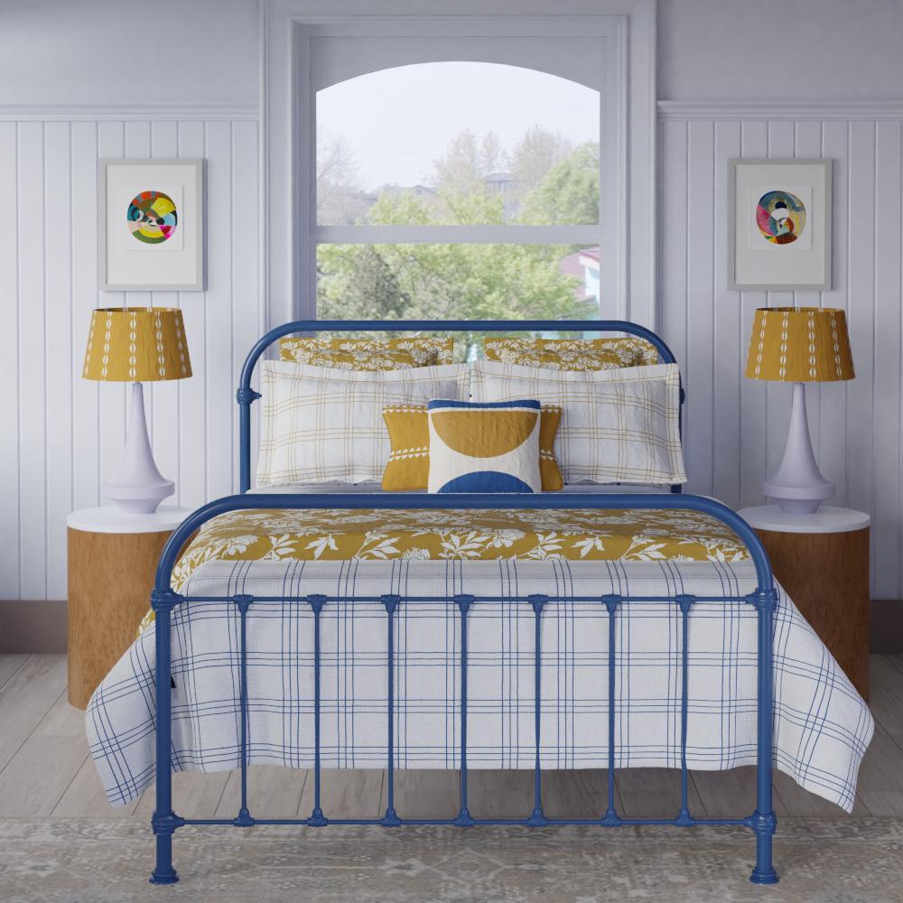 Timolin iron bed