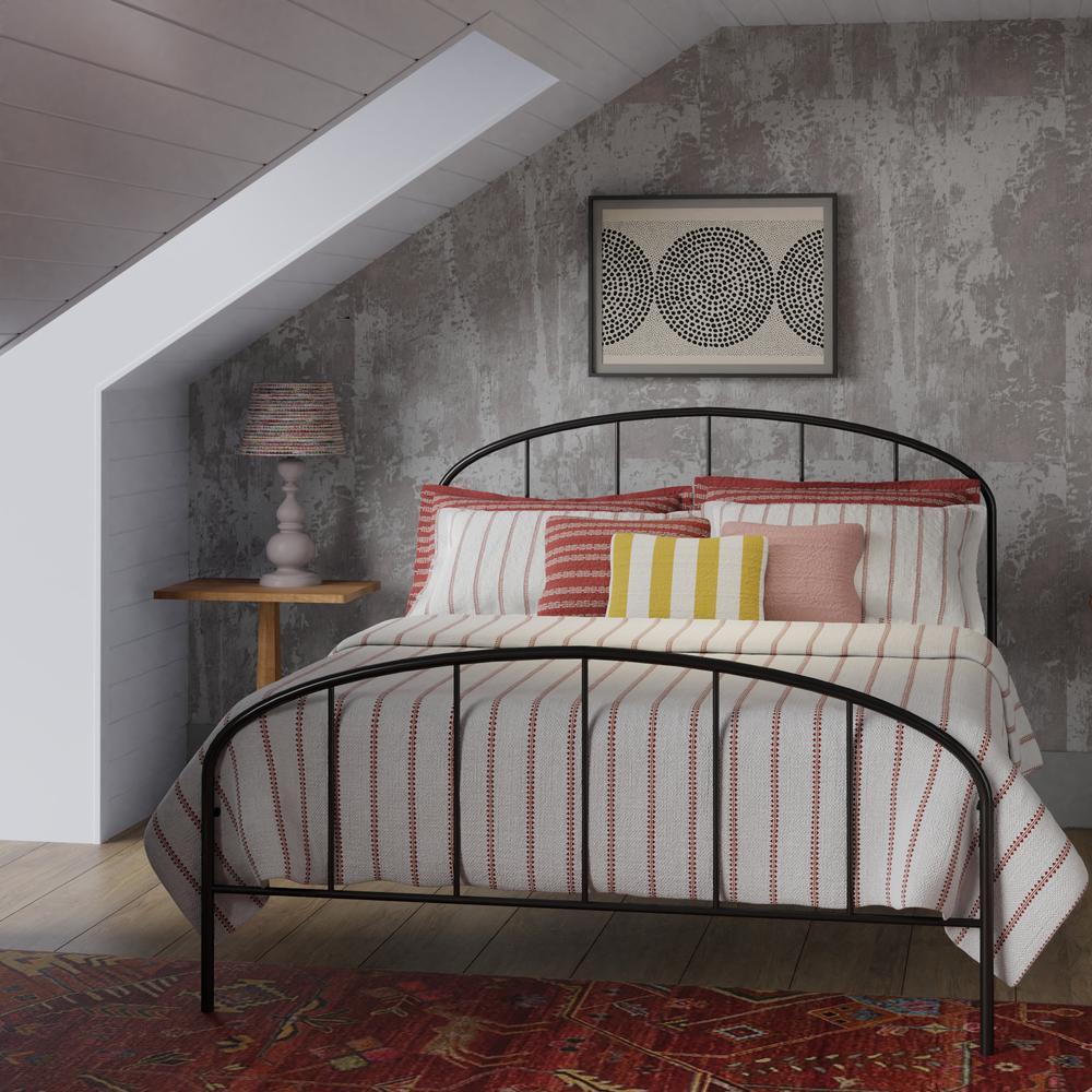 Waldo Iron Bed